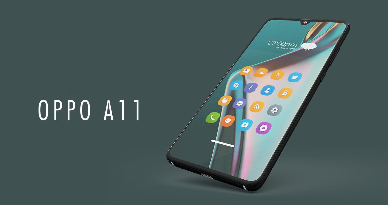 Oppo A11